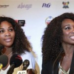The Williams Sisters Focus on the Olympics While in Nigeria