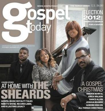 sheard family (cover gospel today)