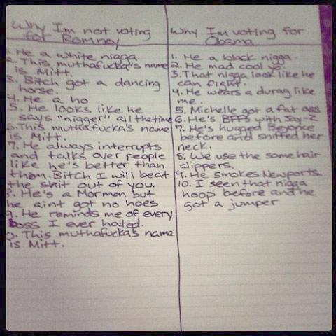 snoop dogg (romney&obama hate-love list)