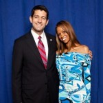 Stacey Dash Stepping Up Her GOP Profile: Poses with Paul Ryan