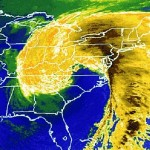 Horrific 'Frankenstorm' Forecast for East Coast: Hurricane Sandy + Winter Storm = Bad, Bad News