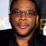 Tyler Perry Leads in a Prayer for New Movie on 'The Colbert Report' (Watch)