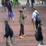 Annoying White Guy Roams U of M Campus 'Actin' Up' (Video)