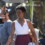 Weekend Snaps: Zoe Saldana Transforms Into 'Nina Simone' (Look!)