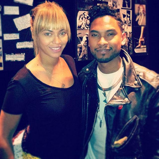 Beyonce-Miguel