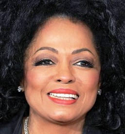 Diana Ross is