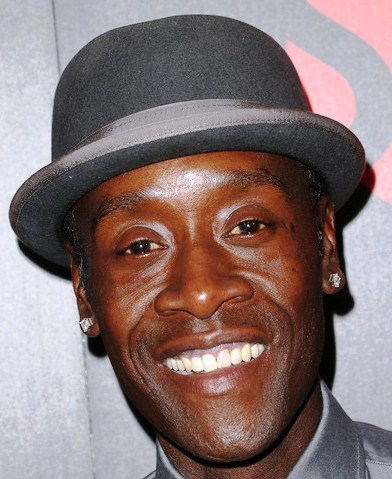 Actor Don Cheadle is 49 today
