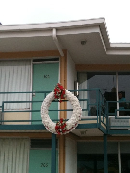 Museum to open balcony where mlk was assassinated eurweb for Open balcony in a theatre