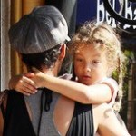 Halle Berry's Daughter Nahla Prays for a Little Sister
