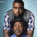 Nas and his Dad Star in New Gap Commercial (Video)