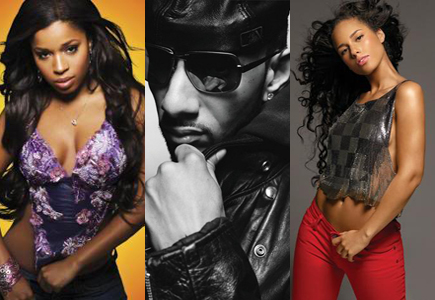 Mashonda - Swizz Beatz - Alicia Keys