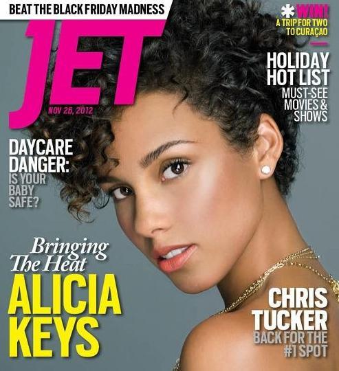 alicia keys (jet mag cover)