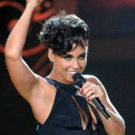 Alicia Keys 'Fires' Up 'X Factor', Gets Candid Backstage