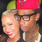Wiz Khalifa, Amber Rose to Marry Next Month