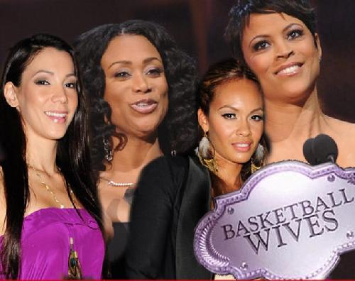 basketball wives & logo