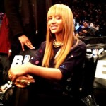 Tuesday Snaps: Beyoncé Sits Court-Side at Brooklyn Nets Game: Look!