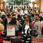 Sales Records Posted on 'Black Friday'