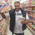 David Otunga Won't Let Son Go Without Hostess Twinkies; Buys Cart Full
