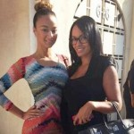 Wednesday Snaps: Evelyn Lozada, Gloria Govan, Matt Barnes