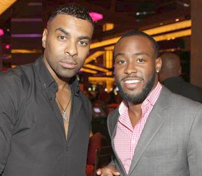 ginuwine and antoine dunn