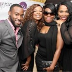 Antoine Dunn Photo'd with R&B Royalty at Soul Train Awards (Look!)