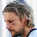 Gabriel Aubry's Face Busted after Turkey Day Beatdown (Photo)