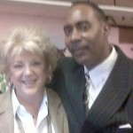 JR Perry's 'Farm Fresh Foods' and Las Vegas Mayor Carolyn G. Goodman