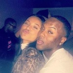 Weekend Snaps: Karrueche Tran Parties With Friends