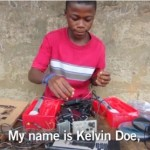 Self-Taught 15-Year-Old Sierra Leone Engineer Invited to MIT (Video)