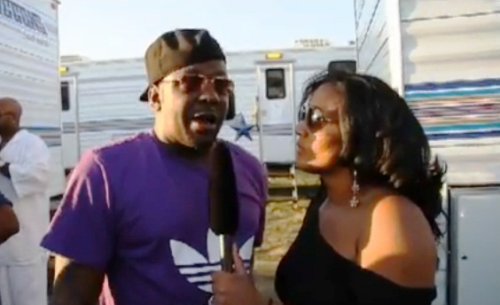 Bobby Brown is interviewed by EURweb's Kymm Soden-Thornton