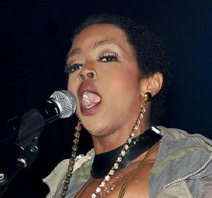 lauryn hill (singing)