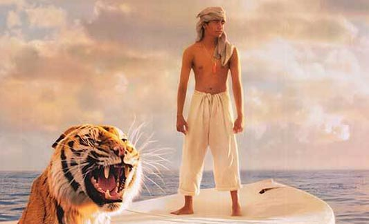 life of pi (poster pic)
