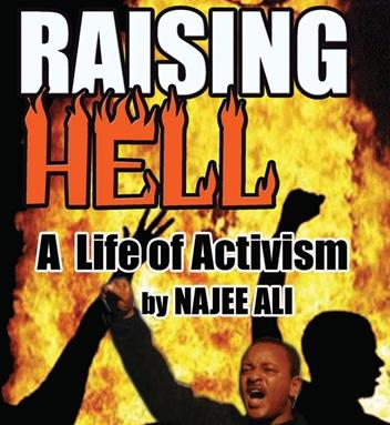 najee ali (raising hell cover)