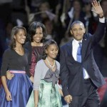 The Obamas Discuss Daughters Getting Married