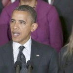 Obama Reiterates Deal on 'Fiscal Cliff' Must Include Taxes on Wealthy