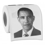 Florida Firehouse Catching Heat for Obama Toilet Paper