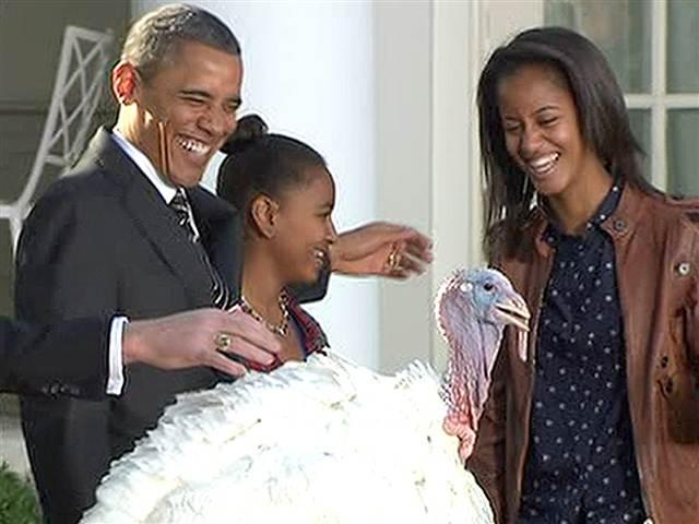 obamas and turkey