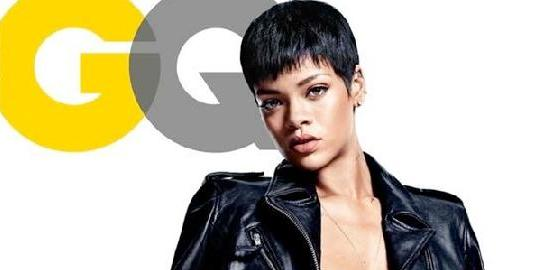 rihanna (gq cover)