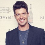 Rémy Martin Announces Limited Edition Robin Thicke Bottle