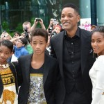 Will and Jada Raising Their Kids with the Freedom to Express Themselves