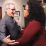 'Color Purple's' Oprah, Spielberg Reunite for OWN's 'Lincoln' Special
