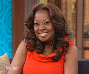 star jones (on wendy)