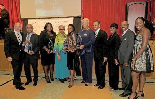 Herbert & Sylvia Woods Scholarship Fund Gala Honorees