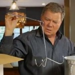 ENCORE of Will Shatner Teaching Fried Turkey Safety for State Farm (Video)