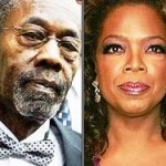 Oprah Winfrey Foots Bill for her Father's Divorce