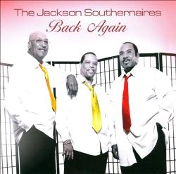 The Jackson Southernaires ('Back Again') CD cover