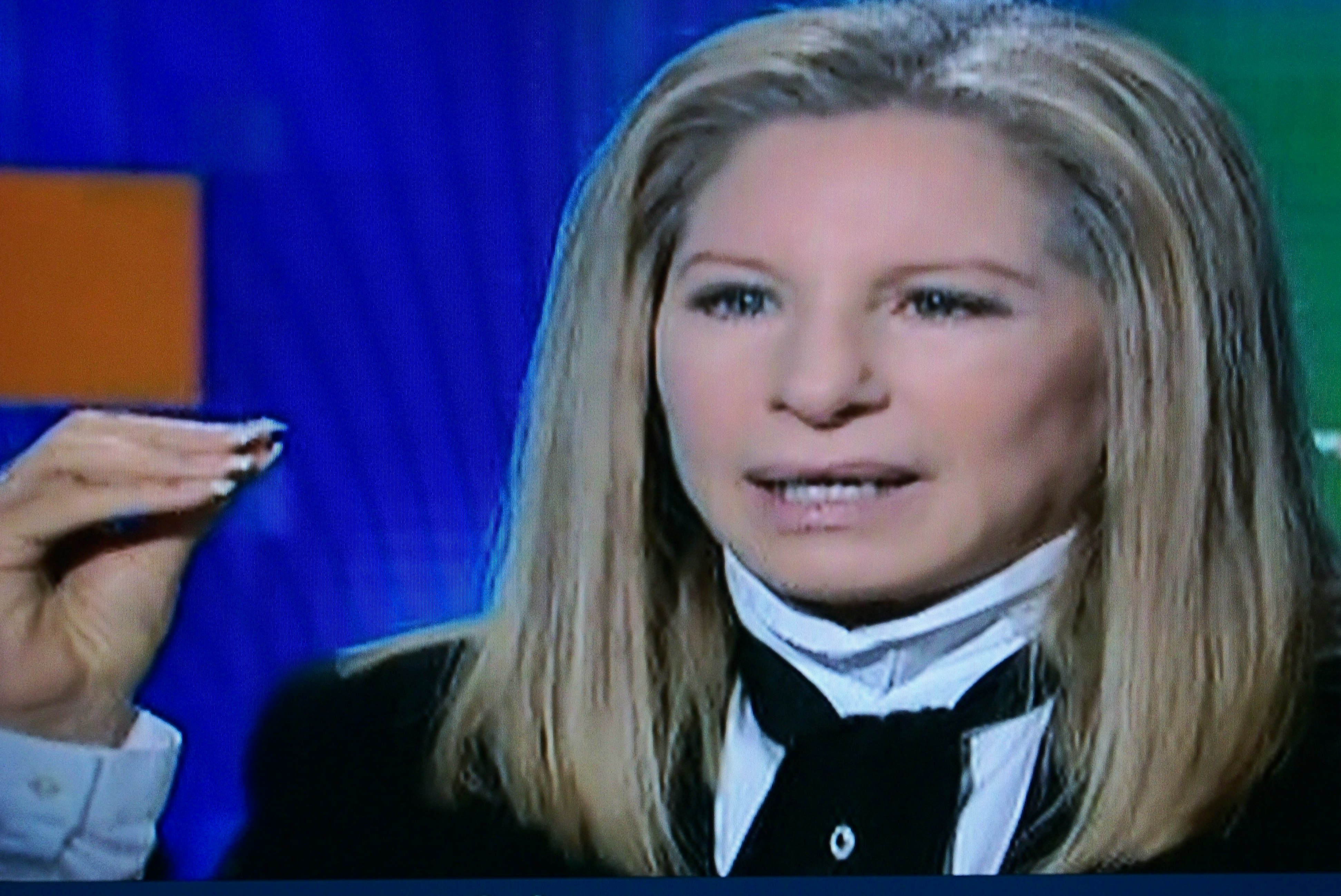Streisand on CNN