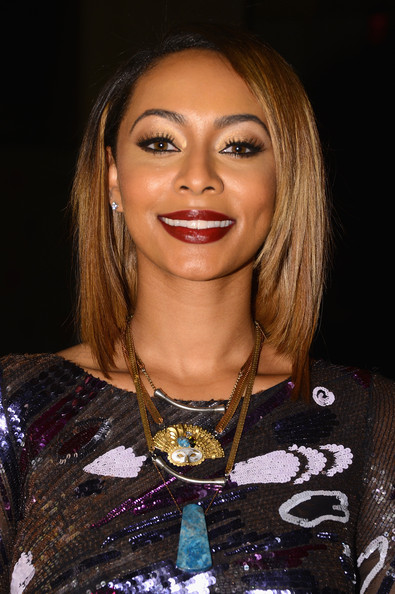 "Singer Keri Hilson attends Lifetime's ""Steel Magnolias"" after party event on October 3, 2012 in New York City"