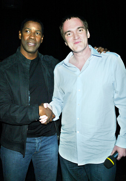 Denzel Washington & Quentin Tarantino