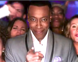 "Arsenio Hall in first promo for ""The Arsenio Hall Show"""
